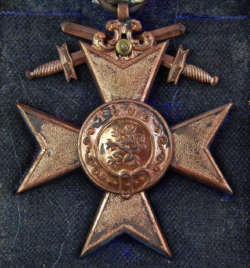 WWI Bavarian Merit Cross - 4