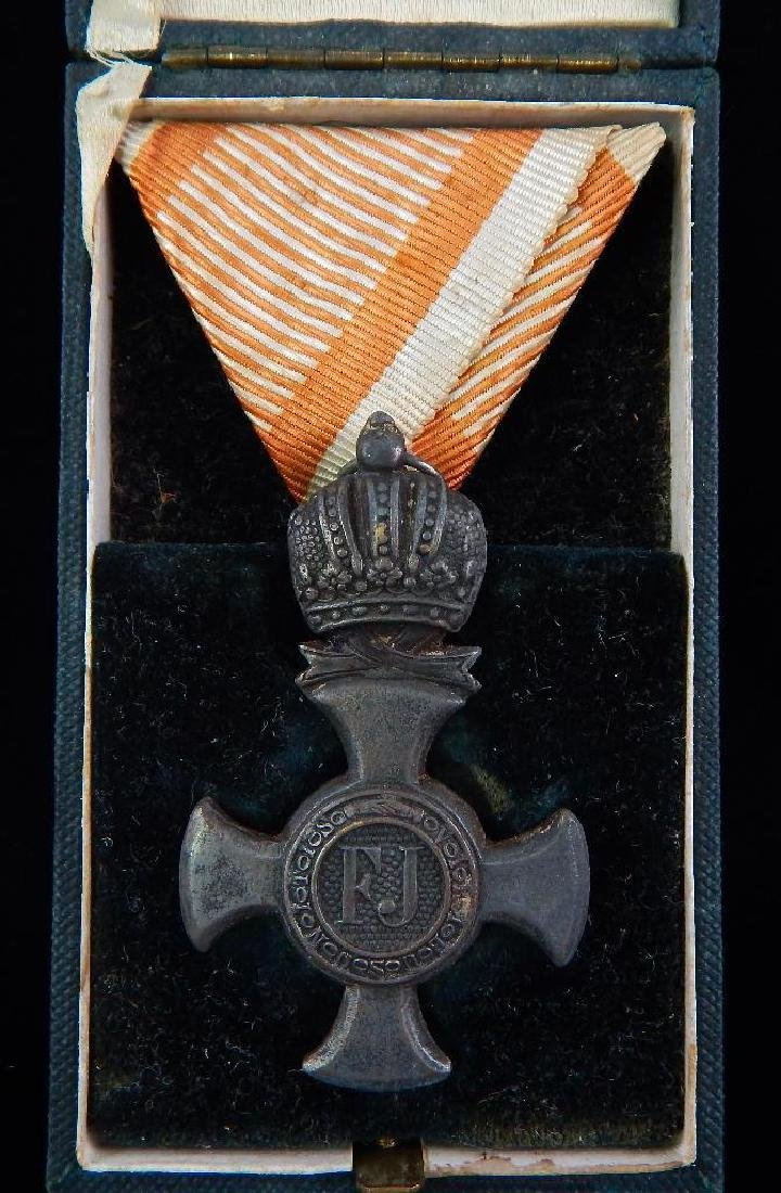 WWI Austrian Merit Cross - 4