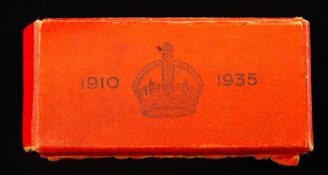Cardboard Box for British Medal 1910-35
