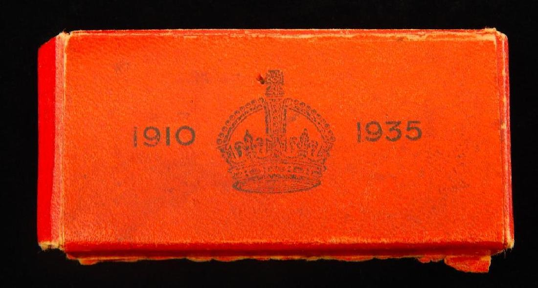 Cardboard Box for British Medal 1910-35