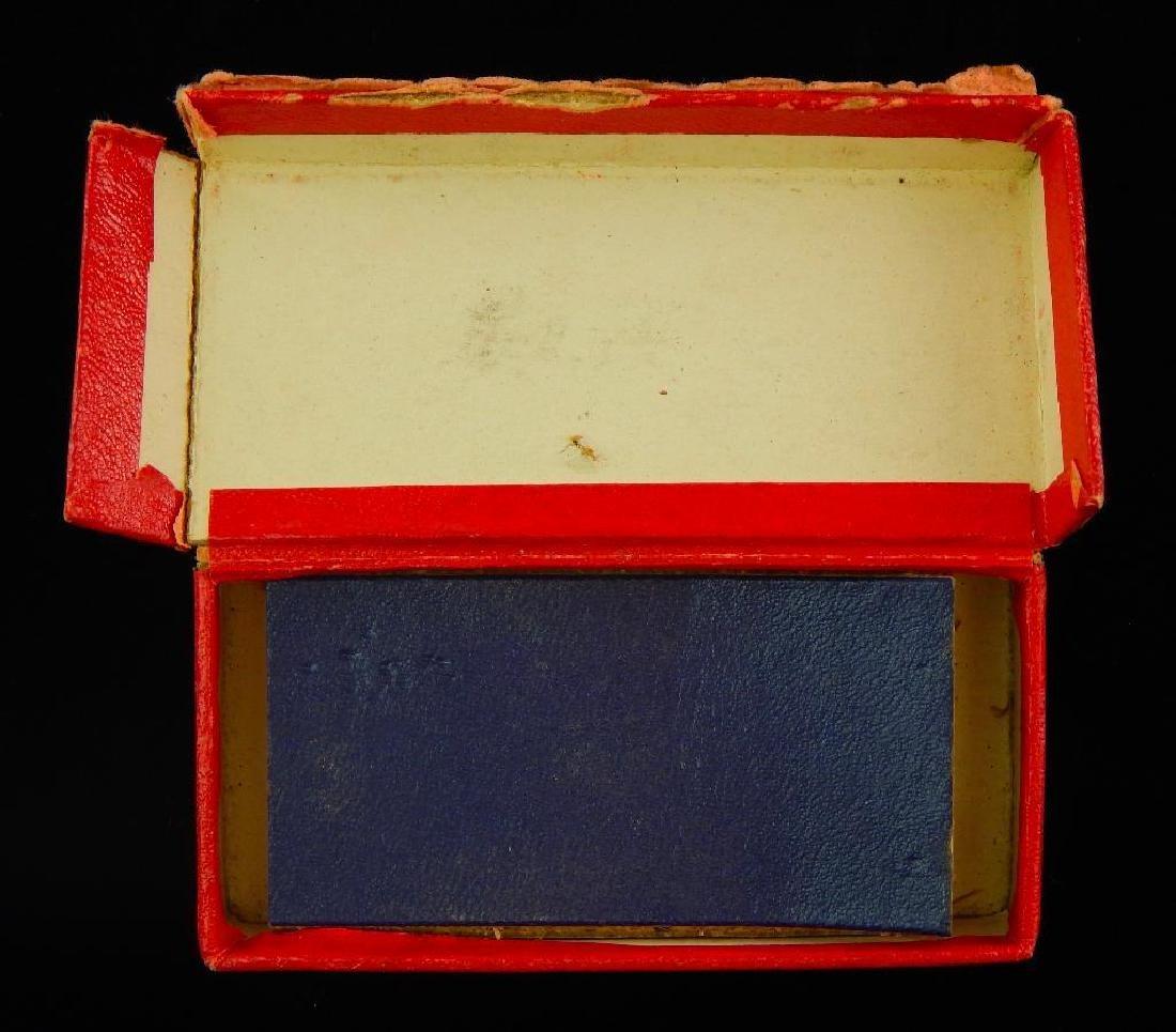 Cardboard Box for British Medal 1910-35 - 2