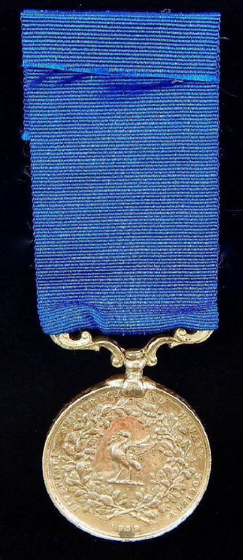 British Lifesaving Medal - 3