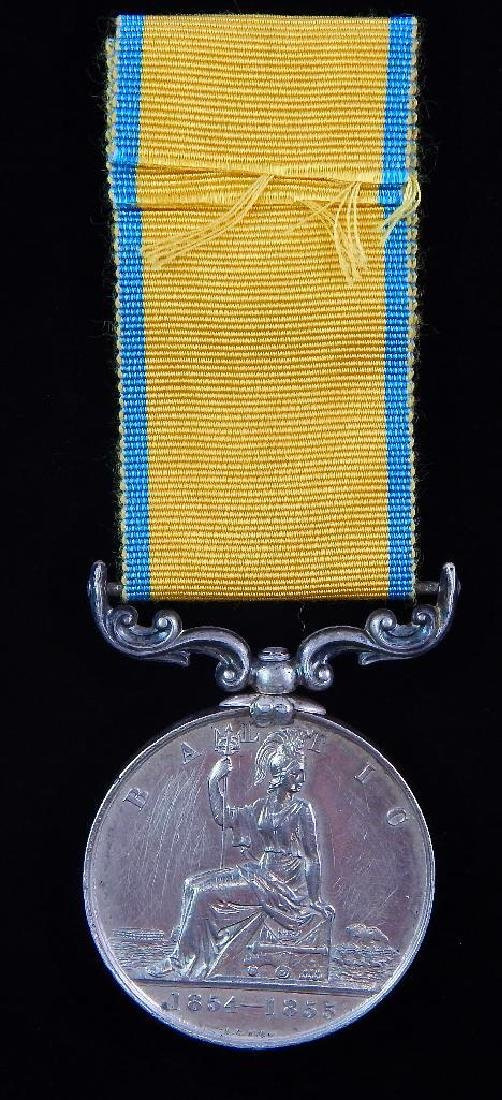 British Baltic Medal - 2