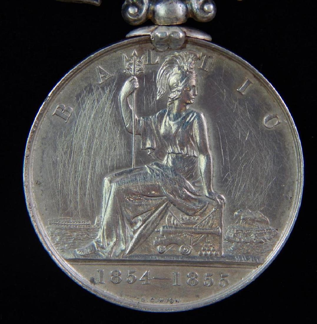 British Baltic Medal - 3