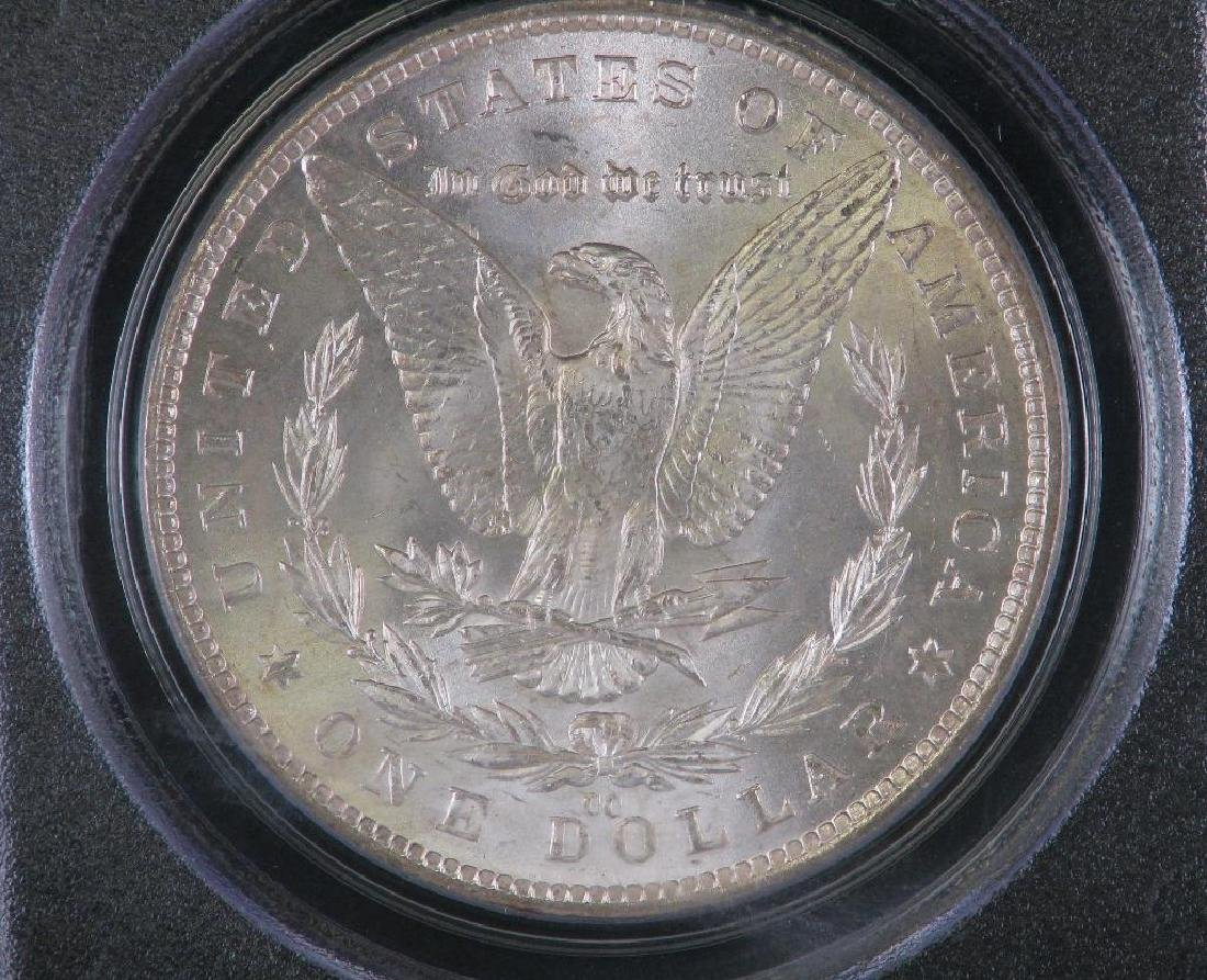 1882-CC Morgan Dollar PCGS MS63 - 4
