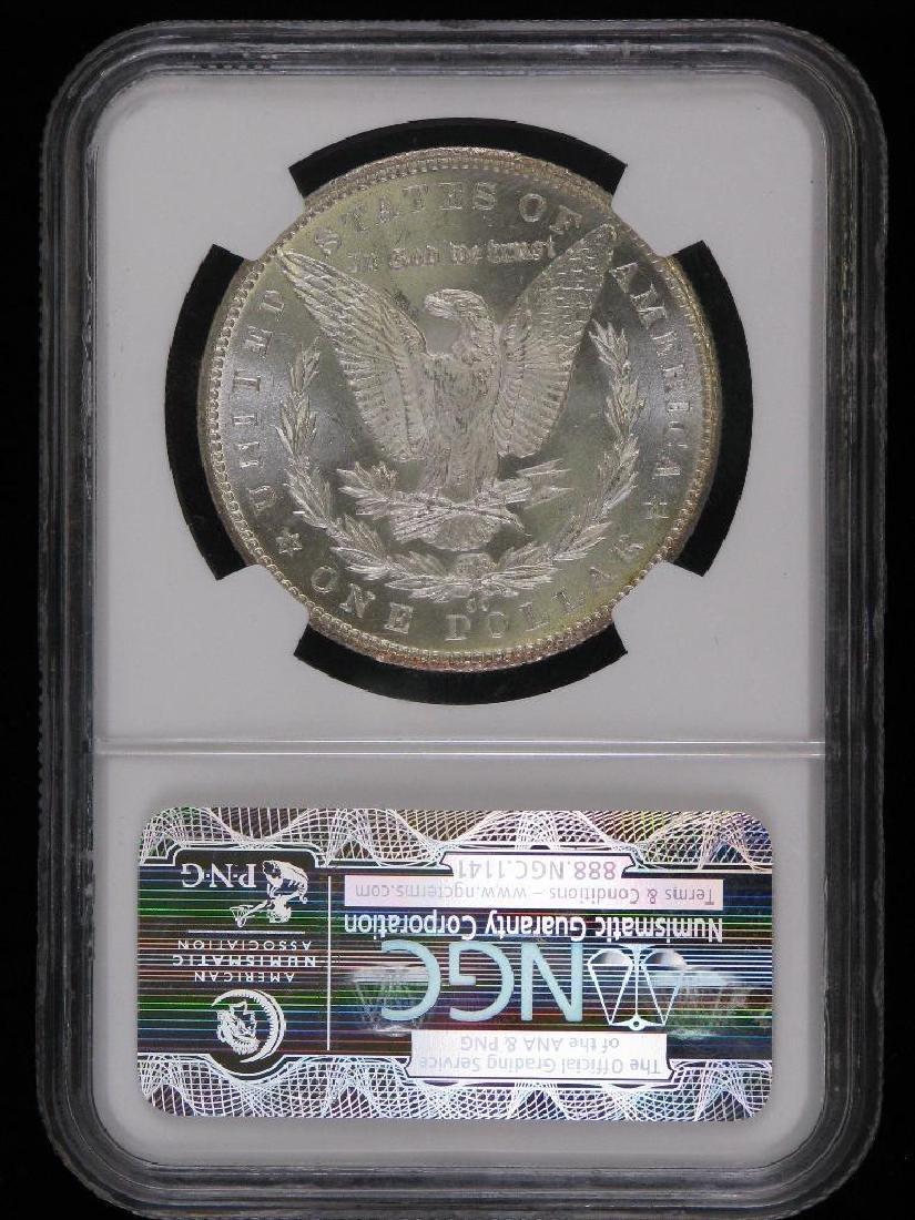 1884-CC Morgan Dollar NGC MS63 - 2