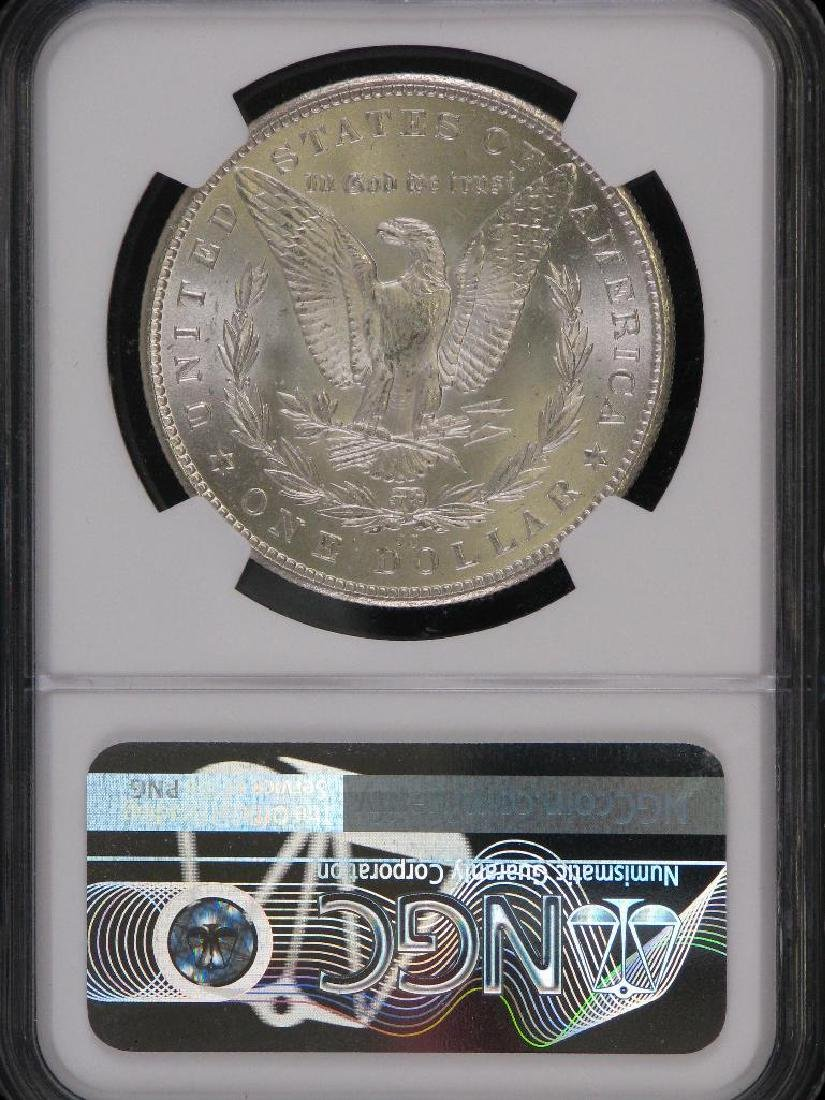 1882-CC Morgan Dollar NGC MS63 - 2