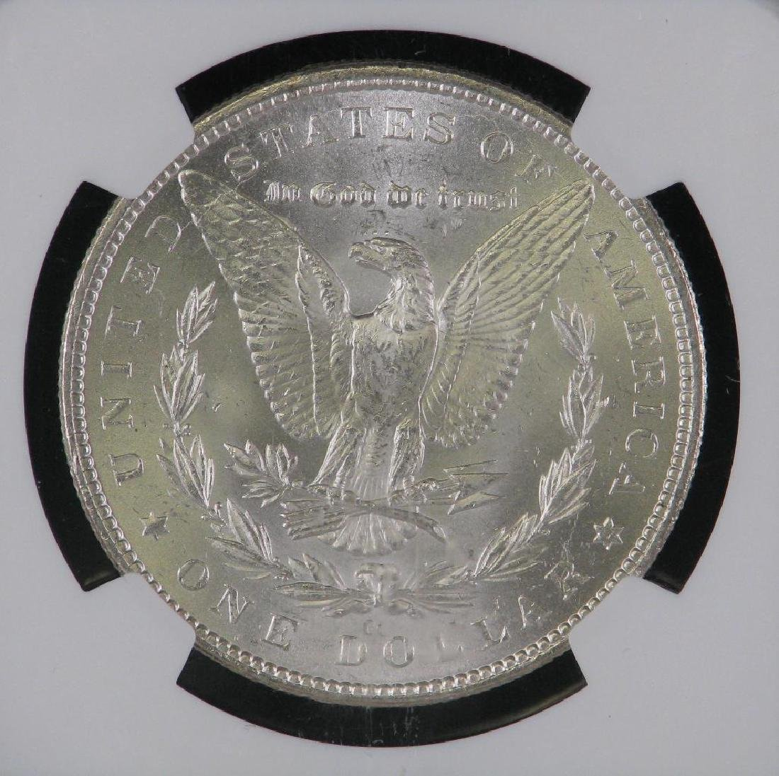 1882-CC Morgan Dollar NGC MS63 - 4