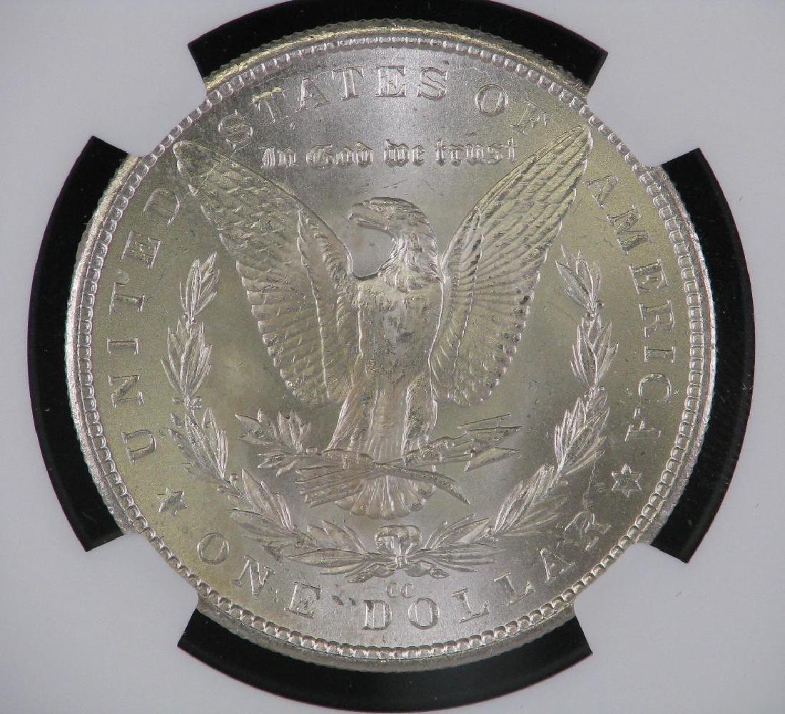 1882-CC Morgan Dollar NGC MS63 - 4