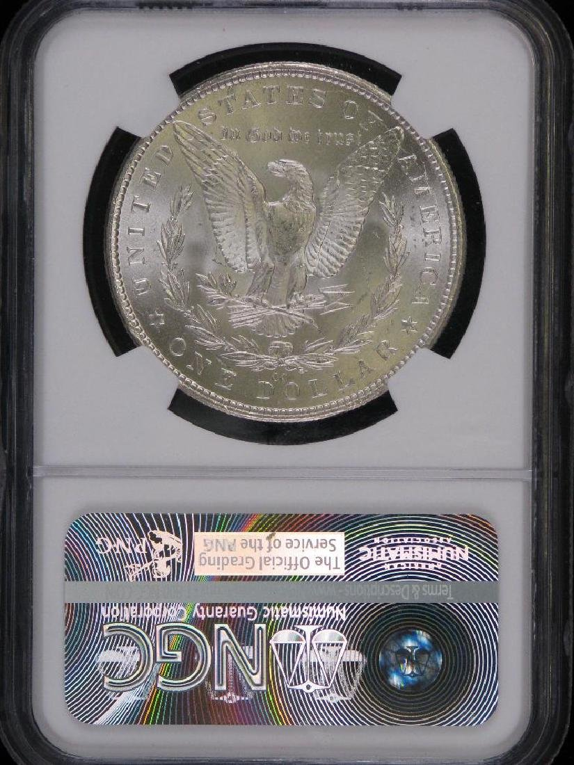 1882-CC Morgan Dollar NGC MS63 - 2