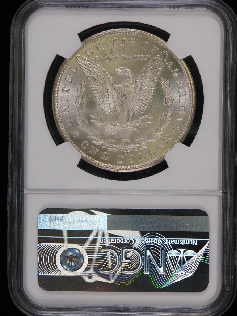 1883-CC Morgan Dollar NGC MS63 - 2