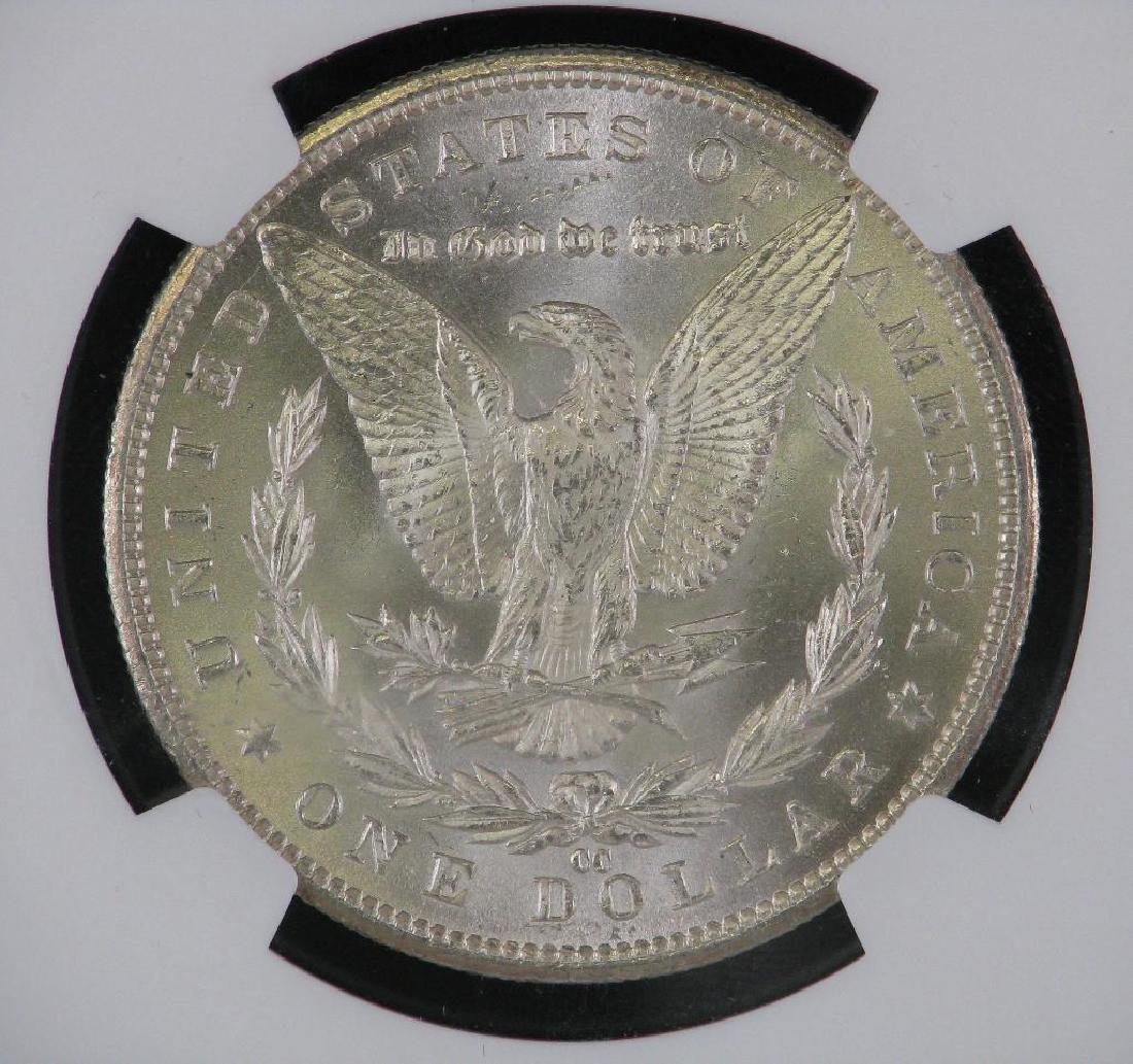 1883-CC Morgan Dollar NGC MS63 - 4