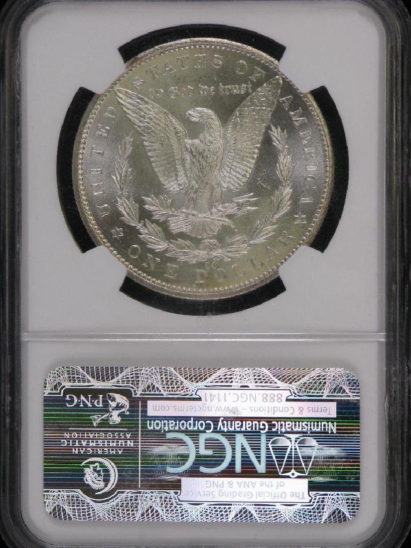 1884-CC Morgan Dollar NGC MS63 - 2