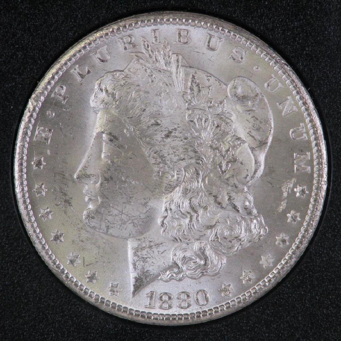 1880-CC Morgan Dollar: GSAÊHoard