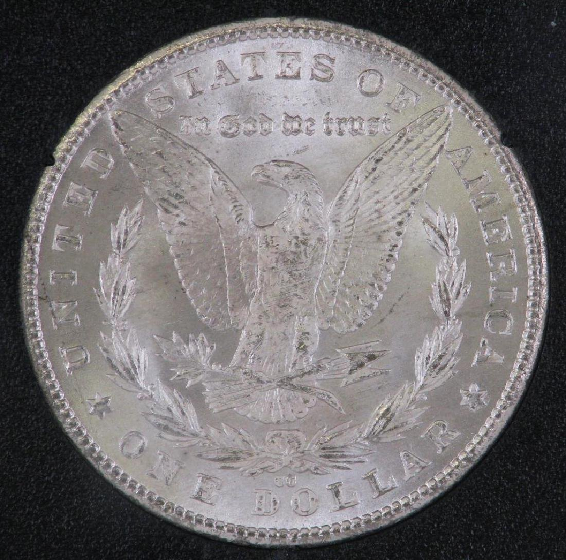 1880-CC Morgan Dollar: GSAÊHoard - 2