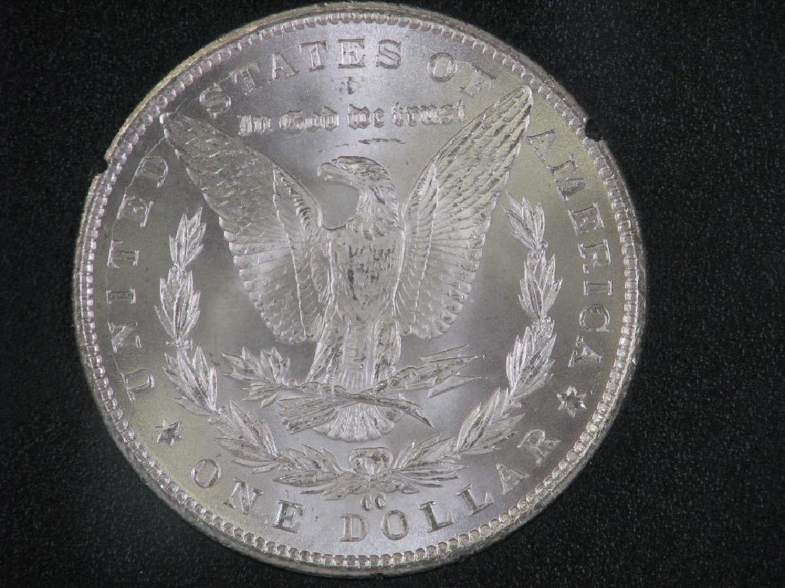 1885-CC Morgan Dollar : GSA Hoard - 2