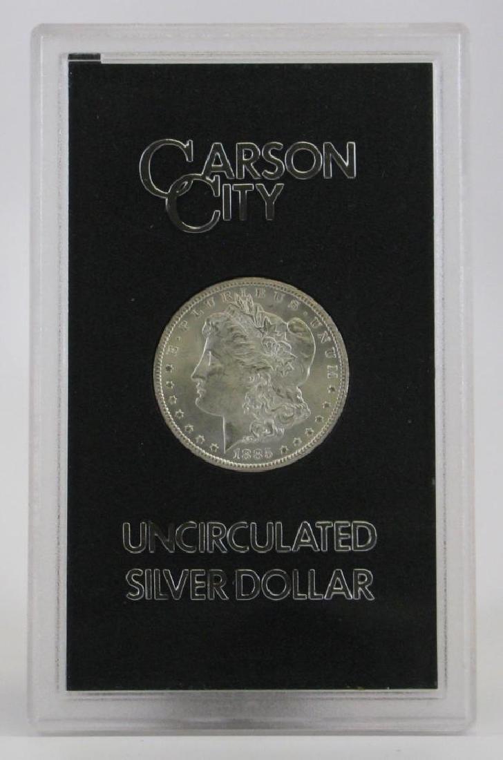 1885-CC Morgan Dollar : GSA Hoard - 3