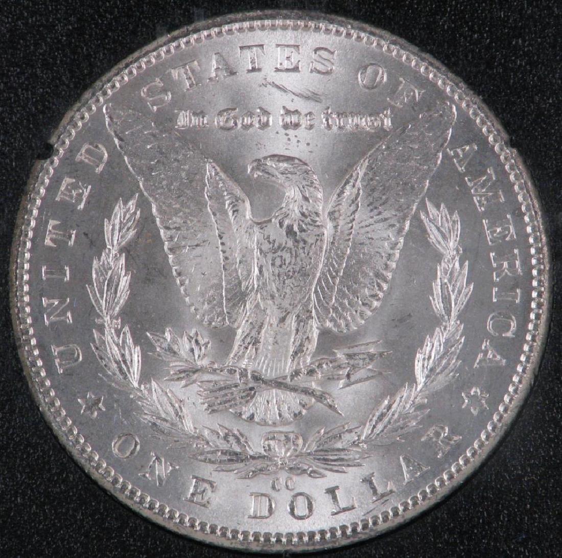 1884-CC Morgan Dollar : GSA Hoard - 2