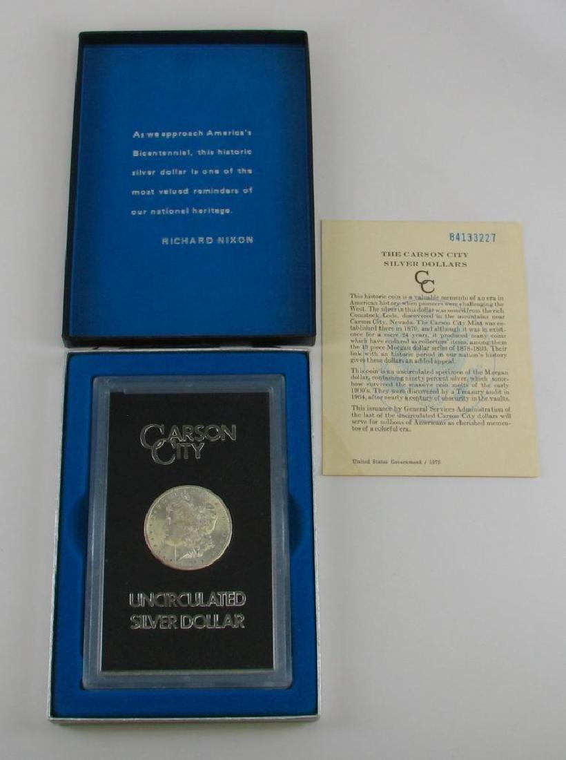 1884-CC Morgan Dollar : GSA Hoard - 5