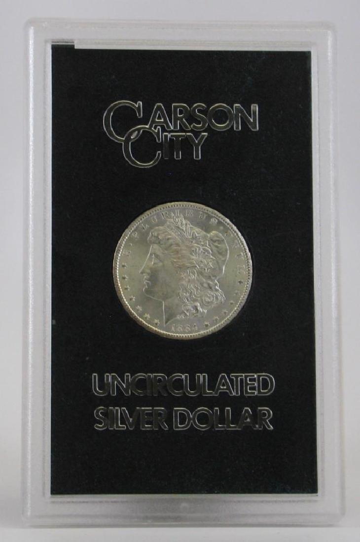 1884-CC Morgan Dollar : GSA Hoard - 7
