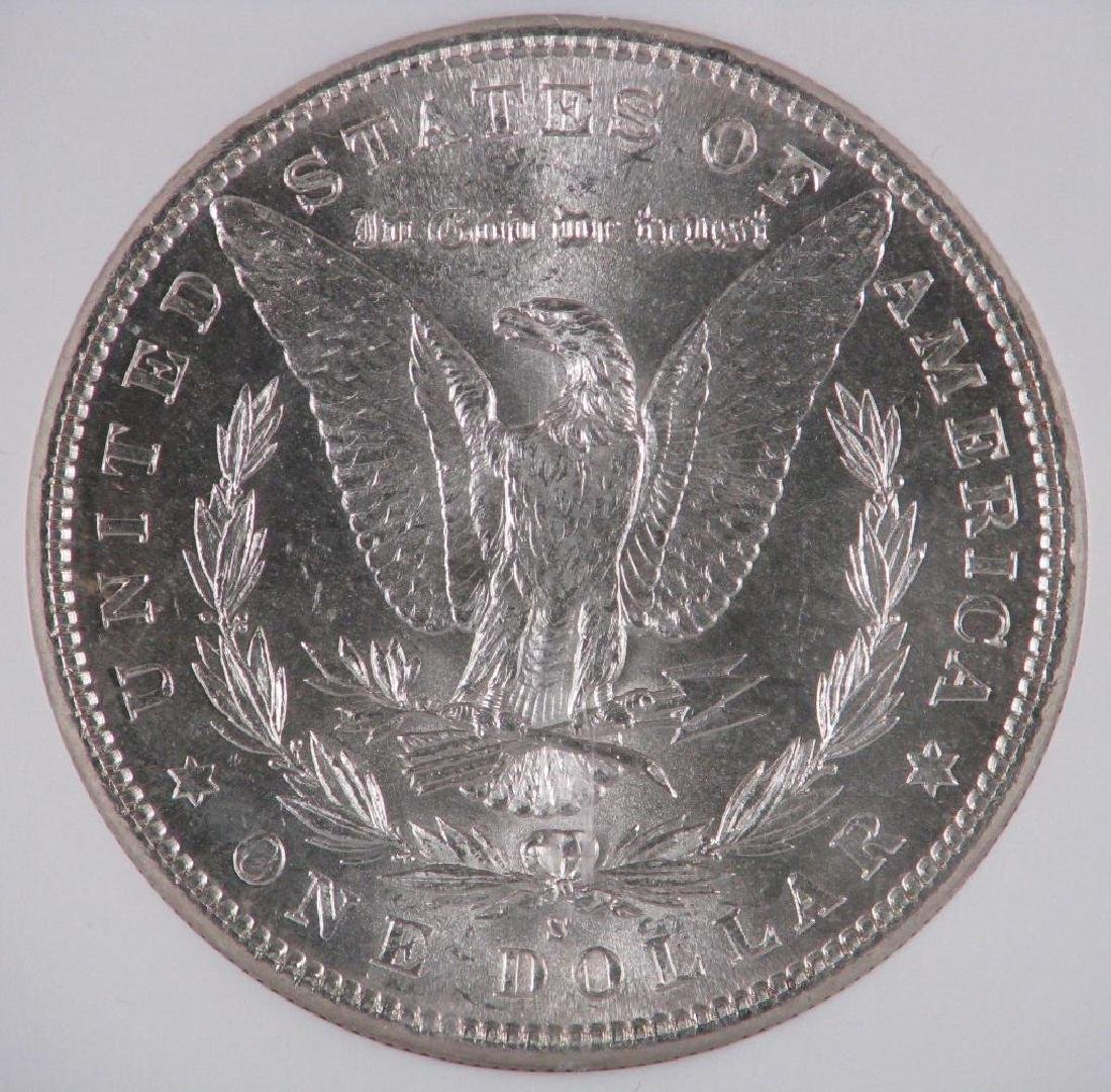 1881-S Morgan Dollar NGC MS65 - 4