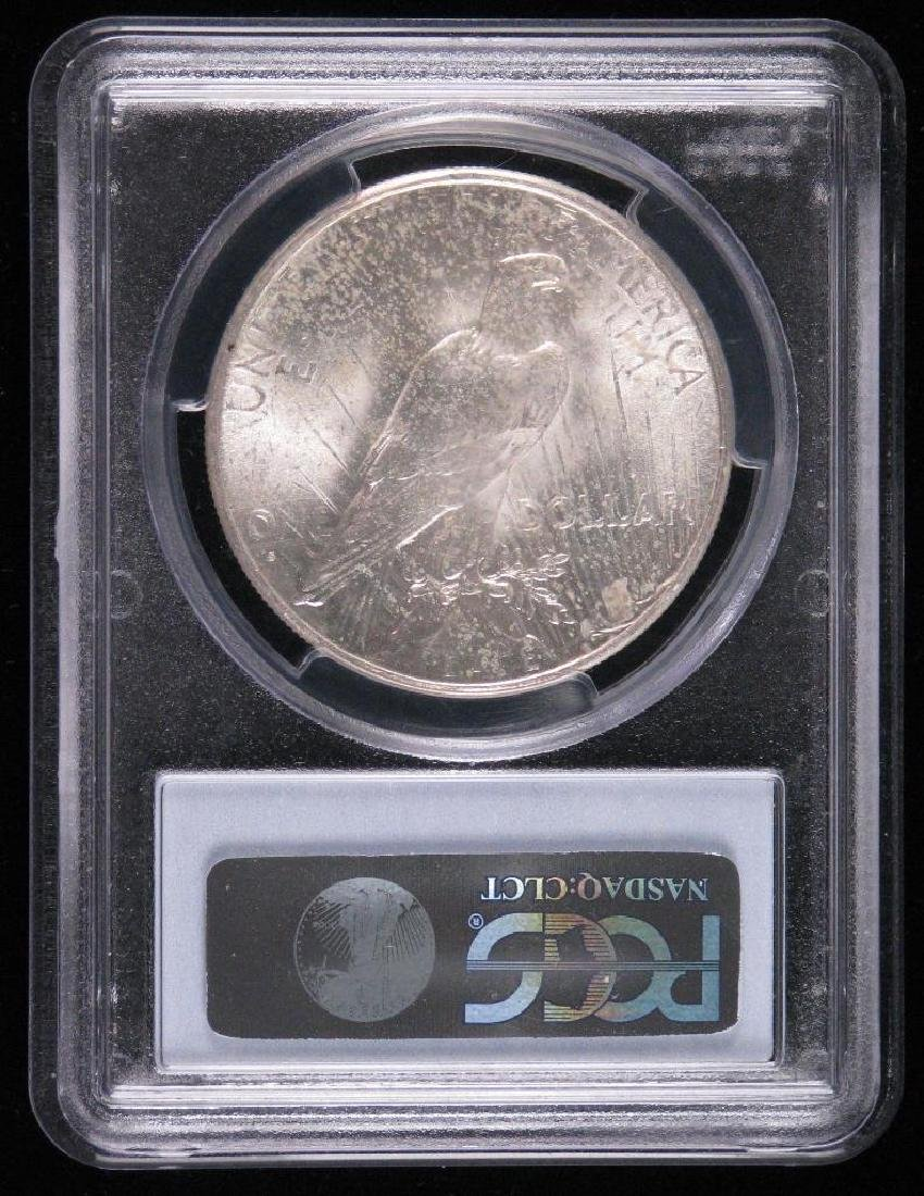 1926-S Peace Dollar PCGS MS64 - 2