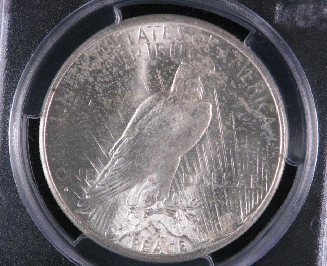 1926-S Peace Dollar PCGS MS64 - 4