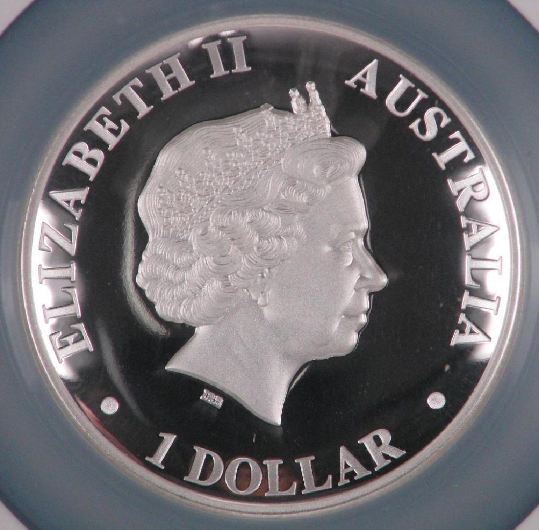 2010-P Australian Kangaroo - 4