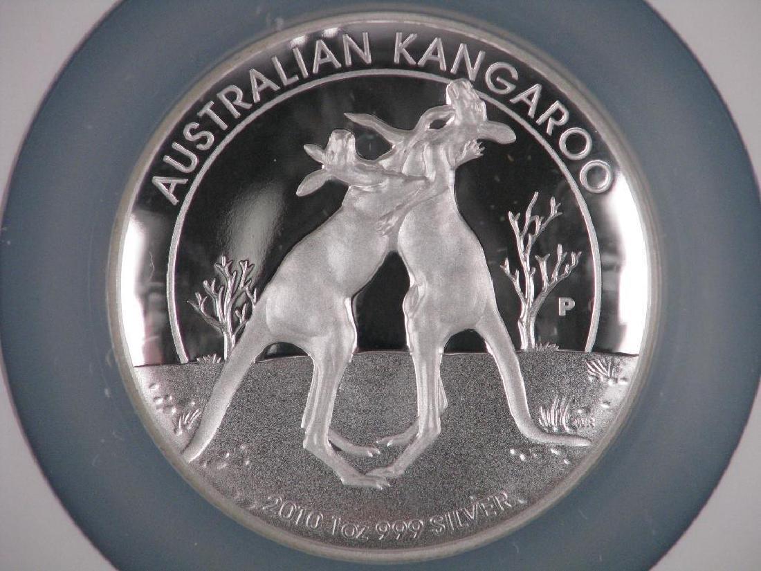 2010-P Australian Kangaroo - 3