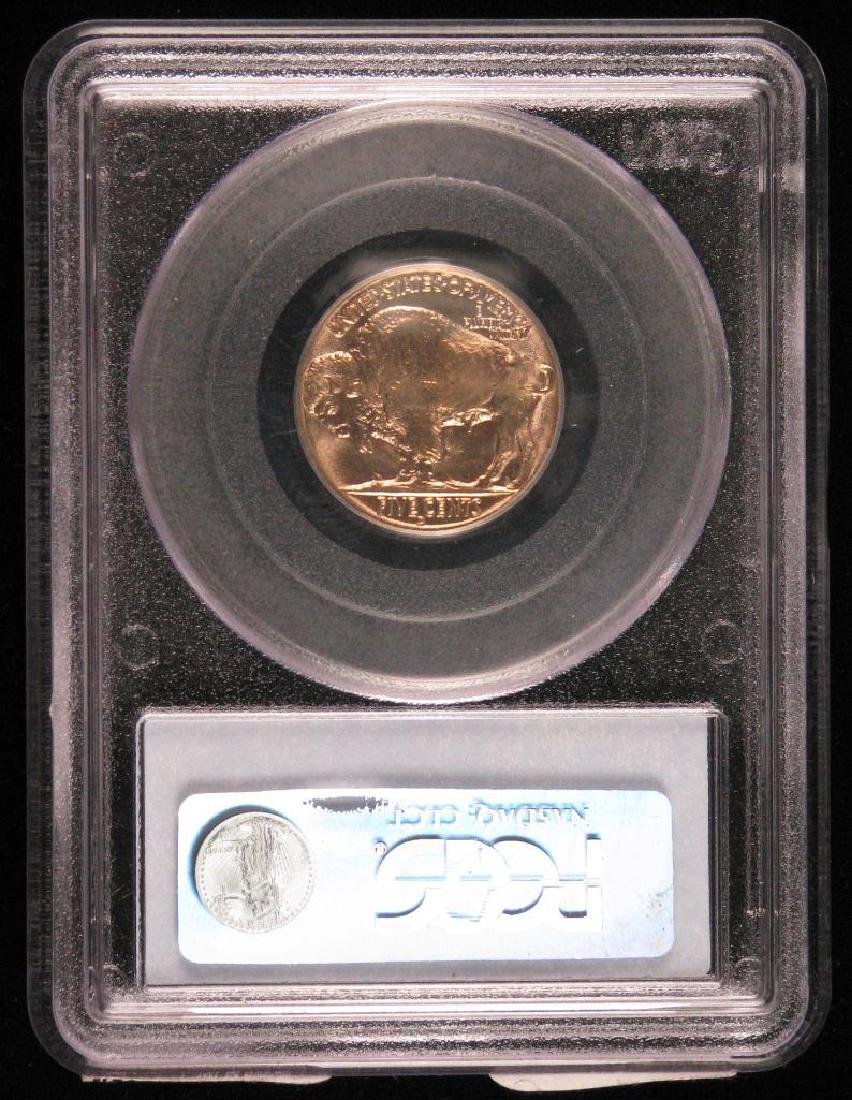 1938-D Buffalo Nickel - 2