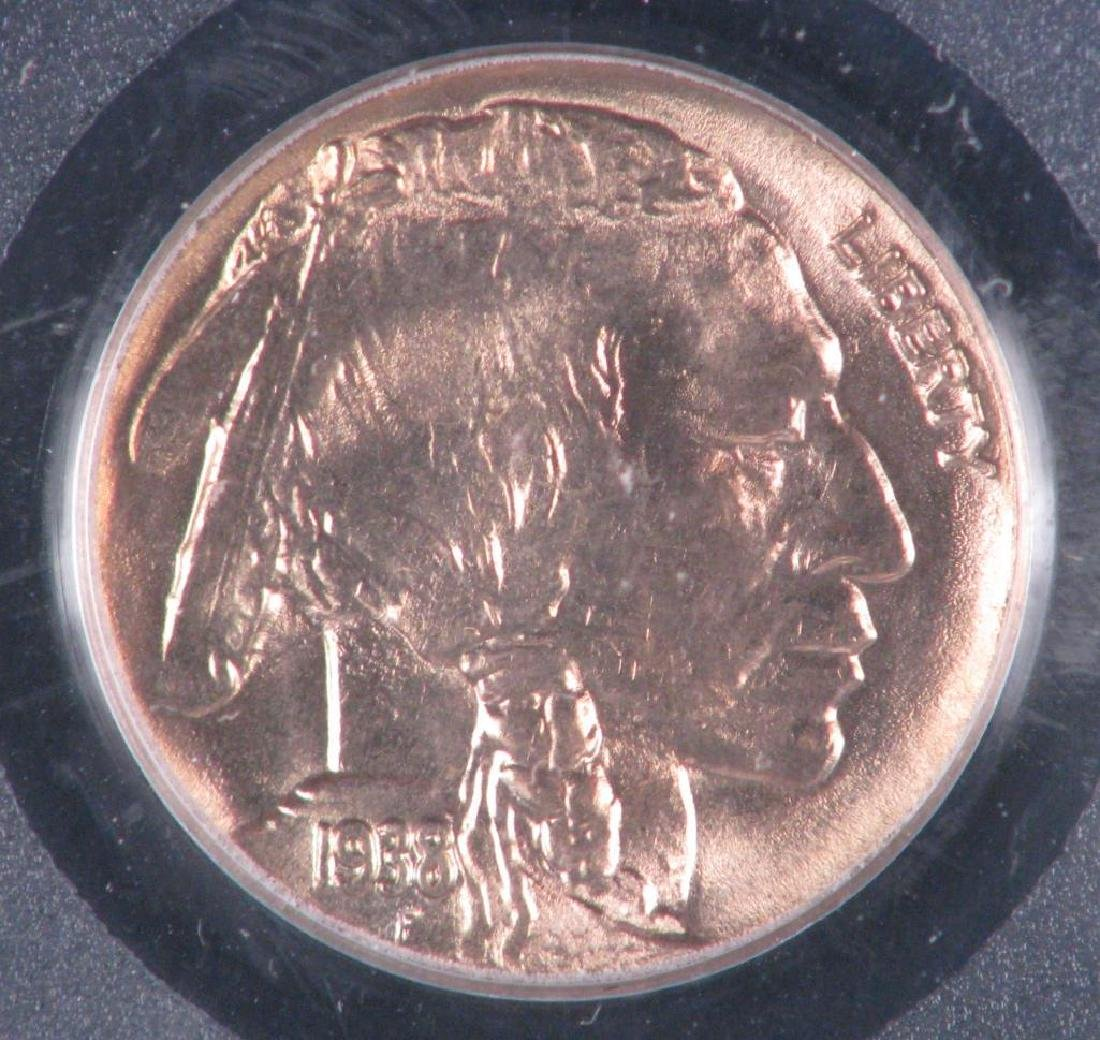 1938-D Buffalo Nickel - 3