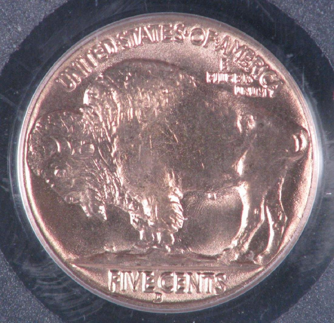 1938-D Buffalo Nickel - 4
