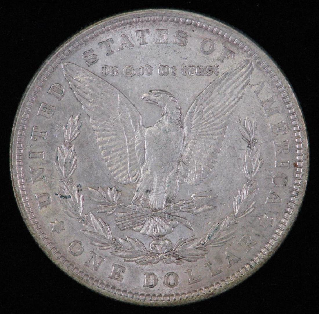 1880-P Morgan Dollar - 2