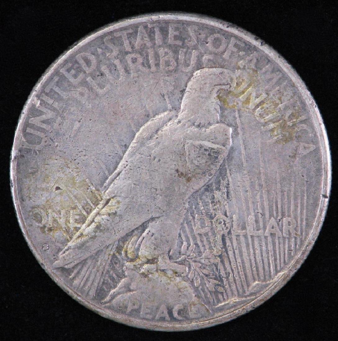1928-S Peace Dollar - 2
