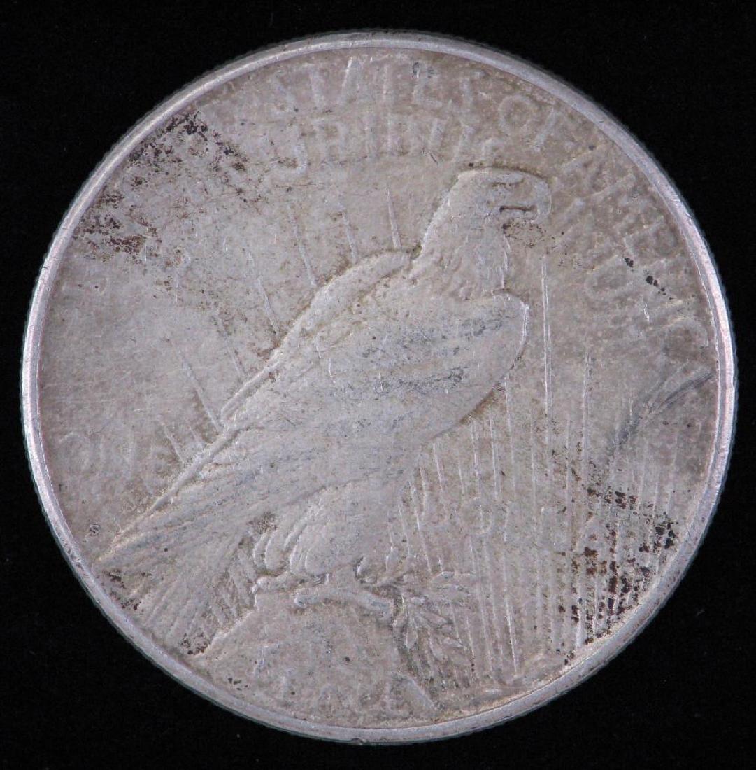 1922-S Peace Dollar - 2
