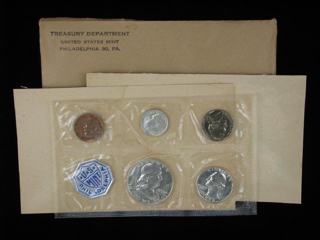1958-P U.S.Mint Set