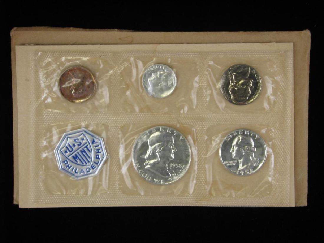 1958-P U.S.Mint Set - 2