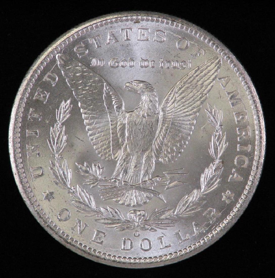 1899-O Morgan Dollar BU - 2