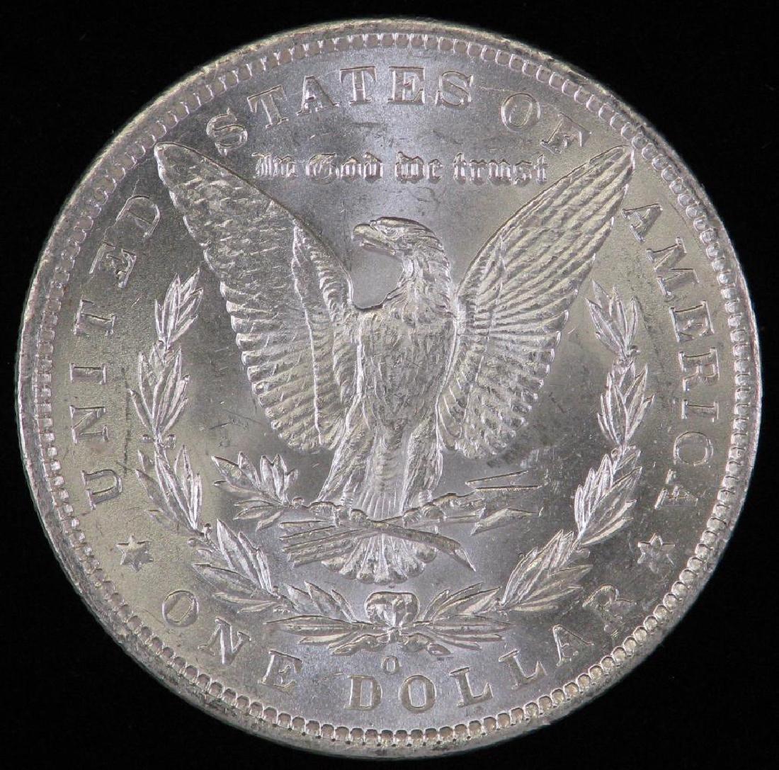 1884-O Morgan Dollar BU - 2