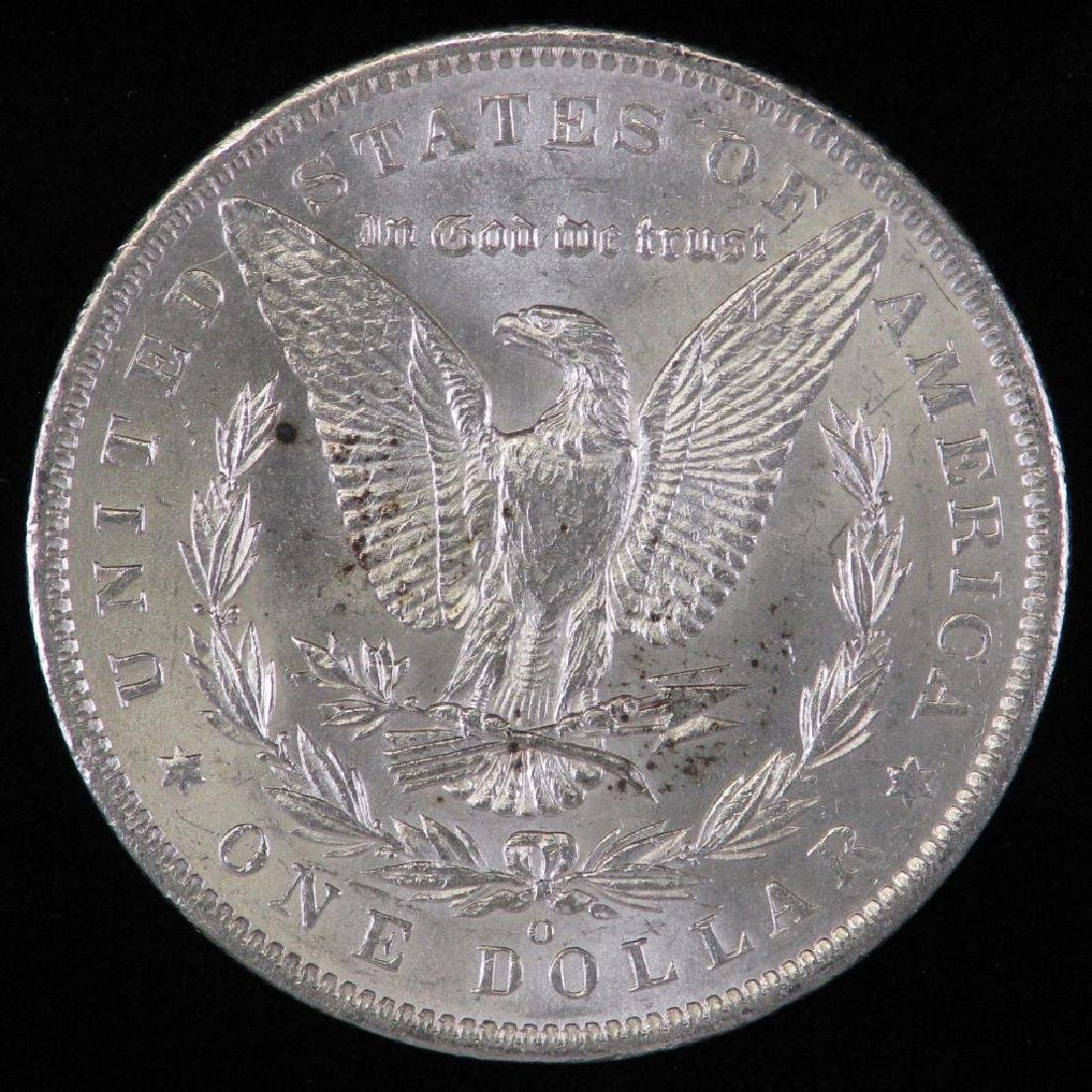 1885-O Morgan Dollar - 2