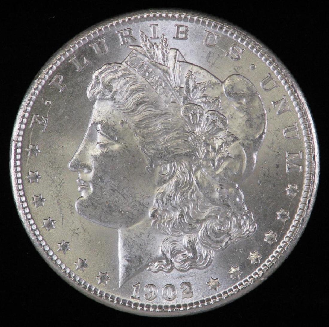 1902-O Morgan Dollar BU
