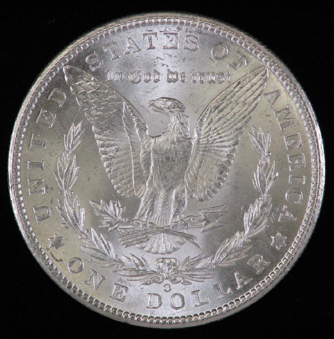 1902-O Morgan Dollar BU - 2