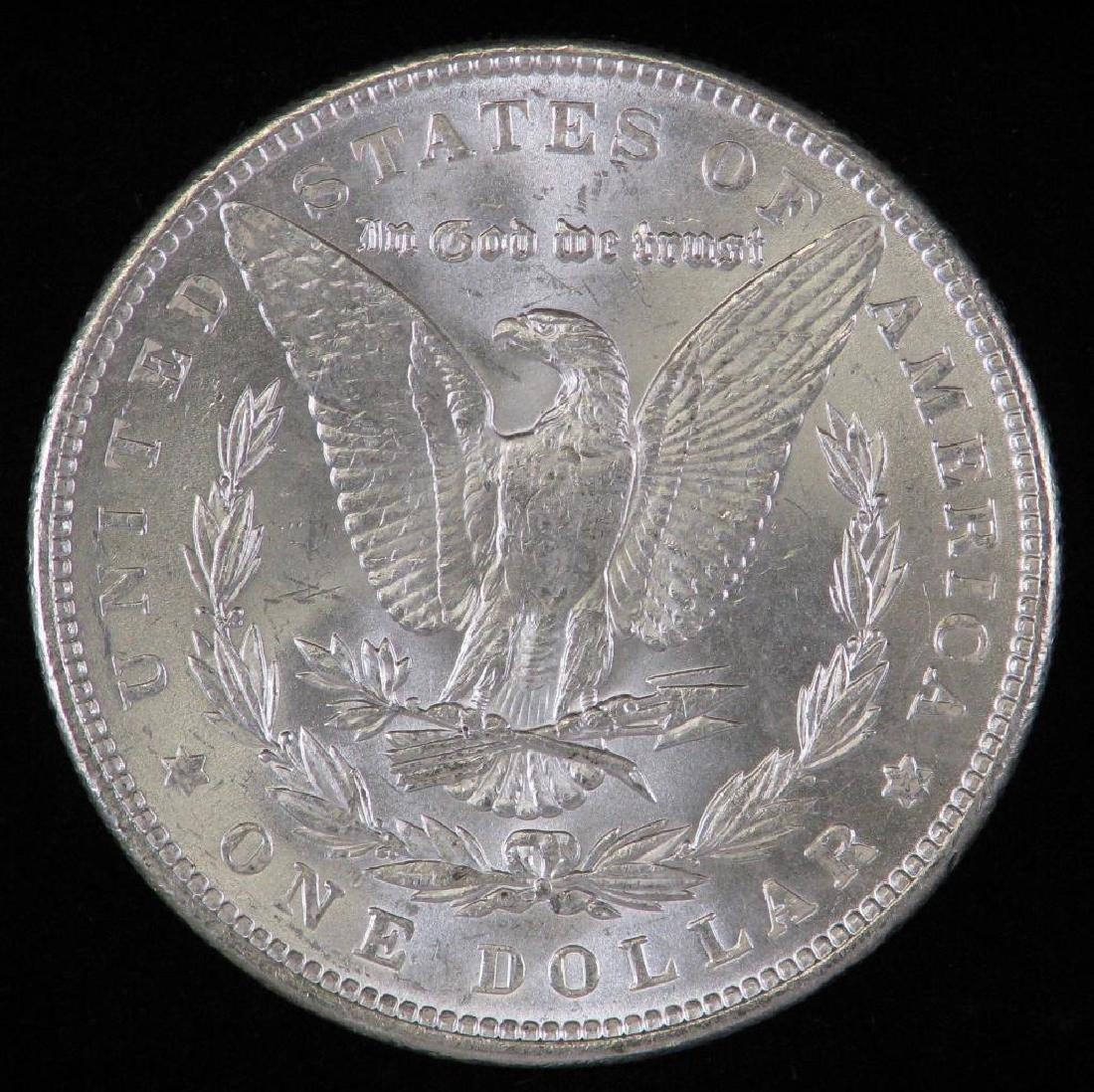 1889-P Morgan Dollar BU - 2
