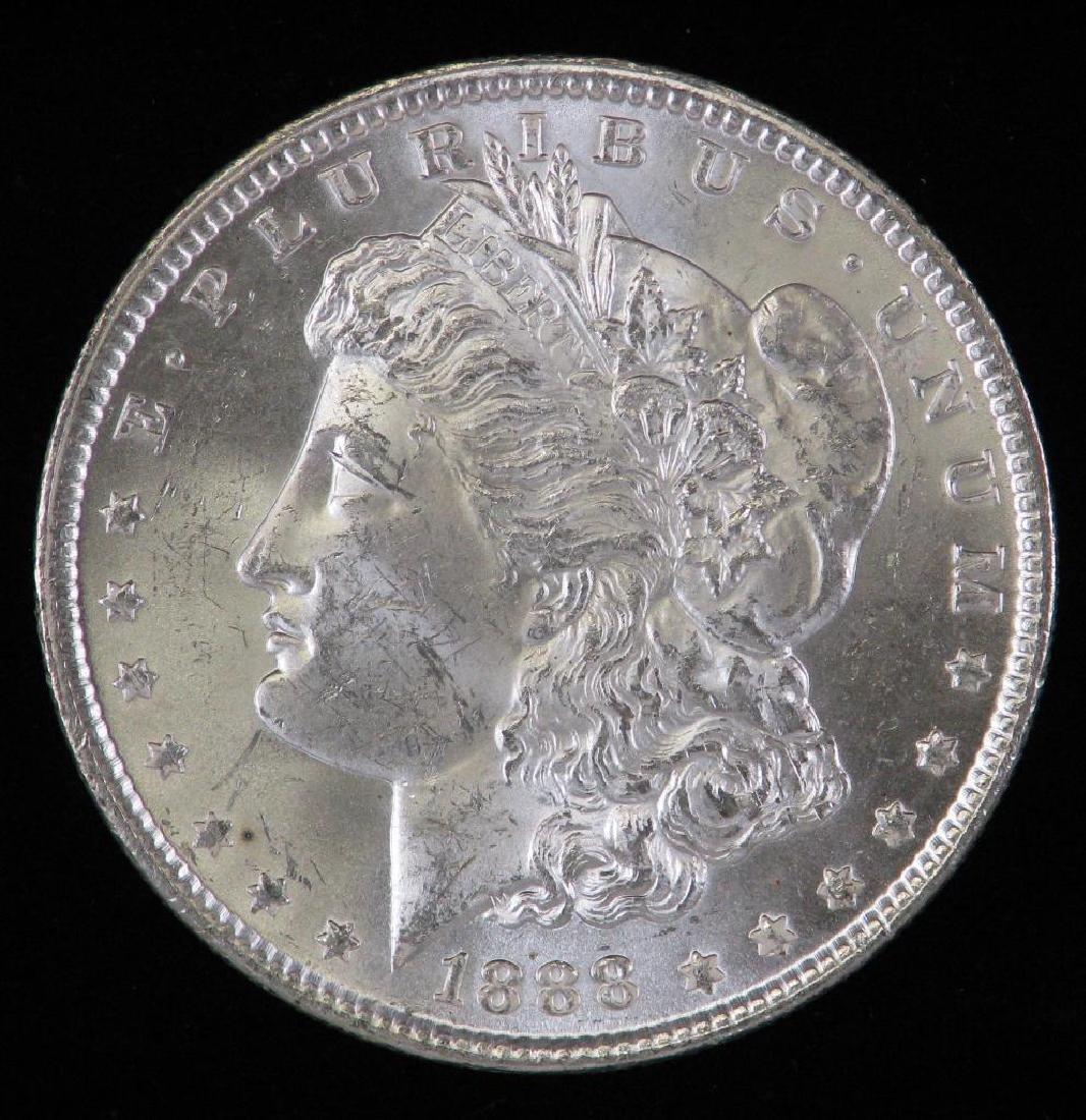 1888-P Morgan Dollar BU