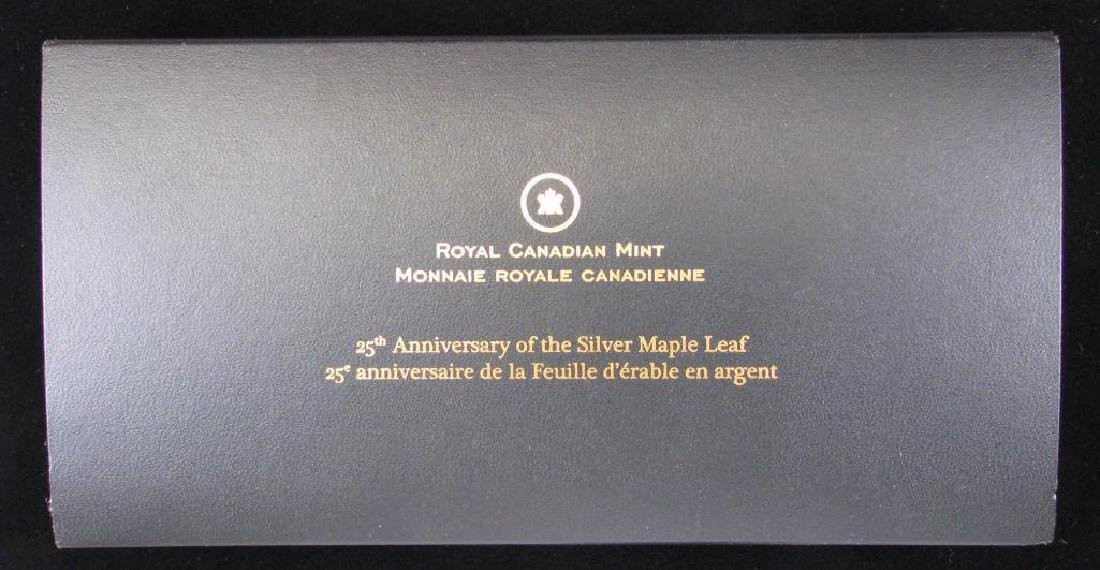 2013 Silver Maple Leaf Fractional Set - 4