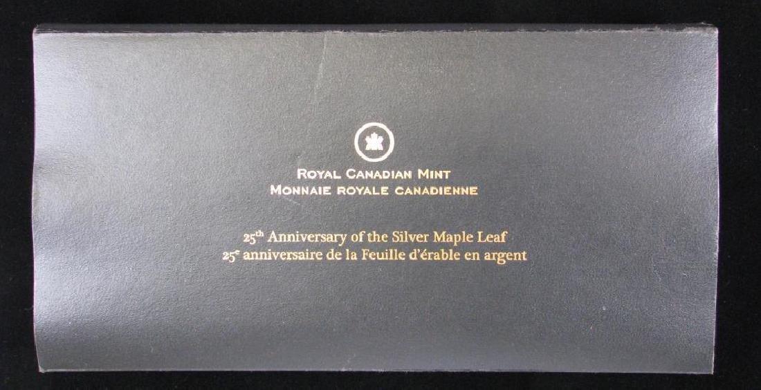 2013 Silver Maple Leaf Fractional Set - 4