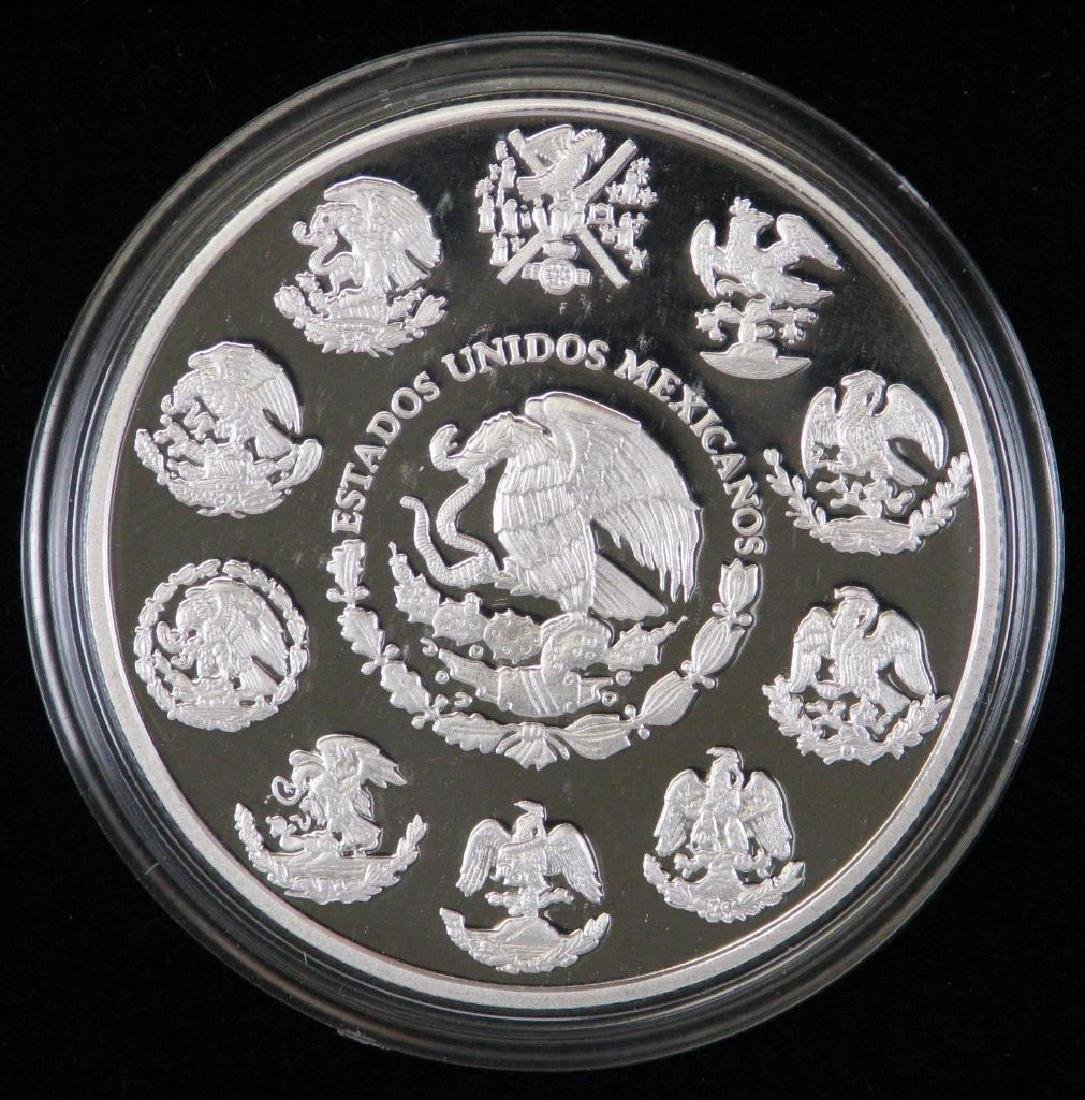 2012 LibertadÊ30th Anniversary Silver Set : 1 oz. and - 3