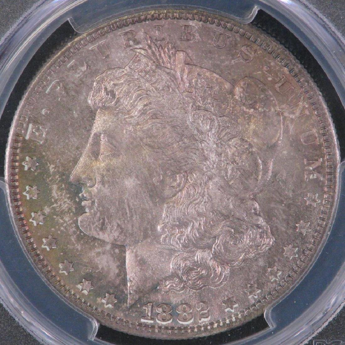 1882-S Morgan Dollar PCGS MS67 - 3