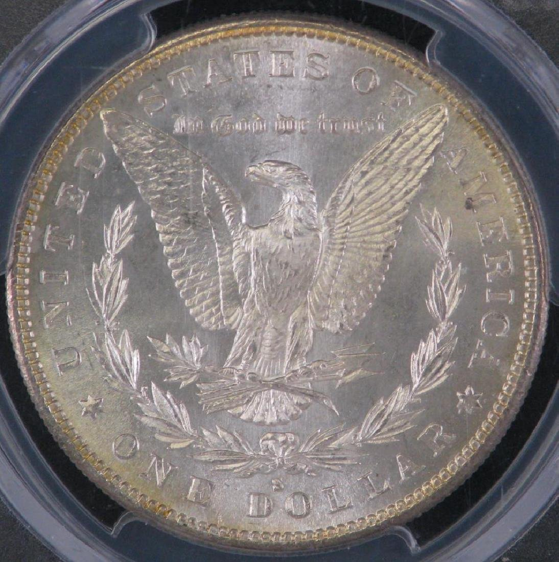 1882-S Morgan Dollar PCGS MS67 - 4