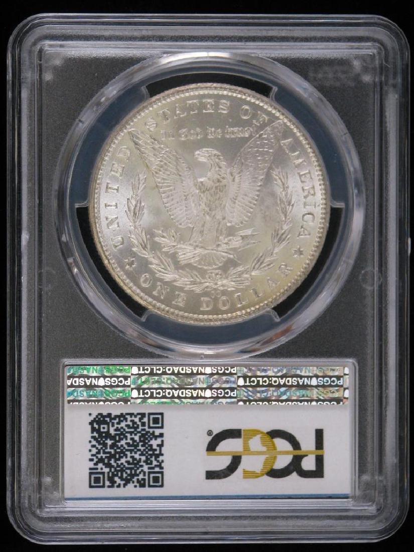 1881-CC Morgan Dollar PCGS MS64 - 2